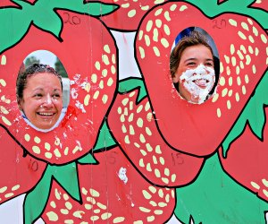 Photo courtesy of California Strawberry Festival