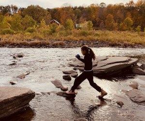 Enjoy the Catskills for a weekend getaway. Photo by Orianna Riley