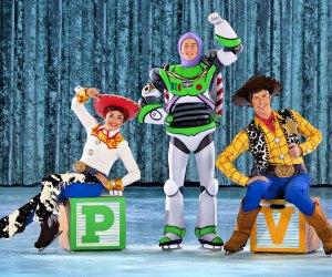 "Disney on Ice presents ""Celebrate the Memories"". Photo courtesy of Feld Entertainment"