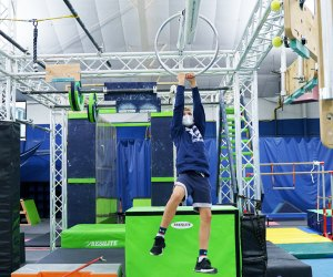 Center Court offers indoor obstacle courses for kids