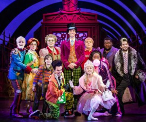 Charlie & the Chocolate Factory is one of the shows playing in State Theatre New Jersey's Broadway Series
