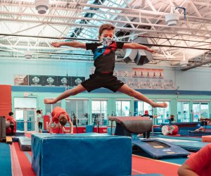 Chelsea Piers offers a variety of sports camps for all ages this spring break. Photo courtesy of Chelsea Piers