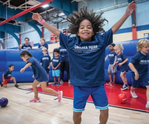 Chelsea Piers features a variety of sports camps for children and teens ages 3-17.