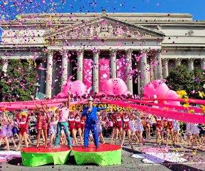 Photo courtesy of the National Cherry Blossom Festival