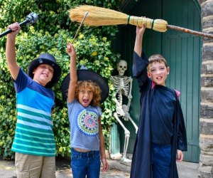 Witches & Wizards Weekend. Photo courtesy of Chestnut Hill Business District
