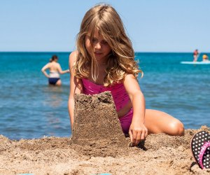No need for castles in the air when you can build them in the sand at The Harbor Grand.