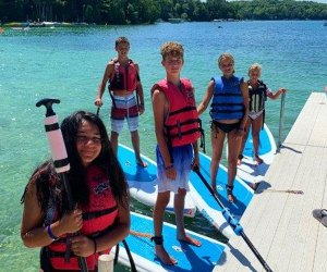 Lake Resorts in the Midwest for Family Summer Getaways: The Osthoff