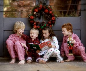 Kids Christmas.Holiday And Christmas Fun Guide For Connecticut Kids