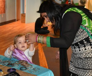 Celebrate cultures from all over the globe at The Children's Museum of Atlanta. Photo courtesy of the museum