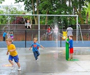 Rockville Centre sprayground