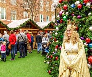 Christkindl Market. Photo courtesy of the market
