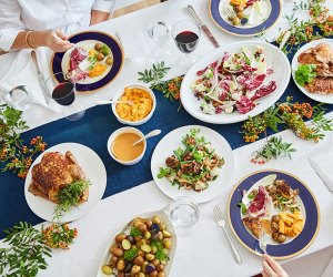 Let Brooklyn's Cobblestone Catering prepare a feast for your family this Christmas Day.