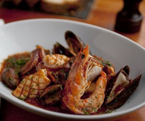 Hearth serves a Feast of the Seven Fishes for Christmas Eve takeout