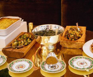 Nuhma Restaurants Serving Christmas Dinner Takeout or Delivery in NYC