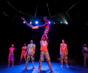 Circus Abyssinia. Photo Credit: CheChorley