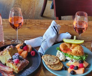 Brunch or dinner is on the takeout menu at City Winery. Photo courtesy of the restaurant