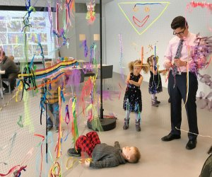 Kids Get in Free at Chicago Museums, Zoos, and Parks: Museum of Contemporary Art