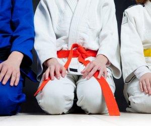 Kids classes like judo help kids learn new skills