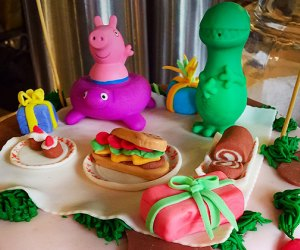 clemtines bakery birthday cakes peppa dinosaur cakes
