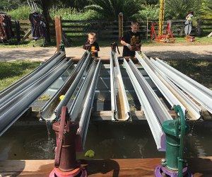 Orlando fall festivals, like Club Lake Plantation's Fall Festival, are perfect places to spend time with kids outdoors. Photo courtesy Mommy Poppins
