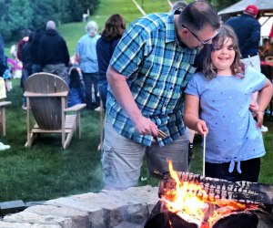 """Say """"Hello"""" to summer family time at Smugglers' Notch Resort. Photo by Ally Noel"""