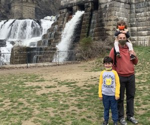 Croton Gorge Park is a gorgeous destination in any season.