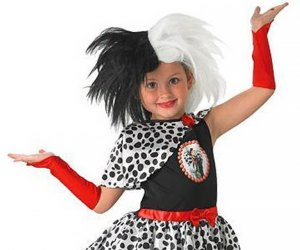 Kids' Halloween Costume Ideas: Cruella De Vil
