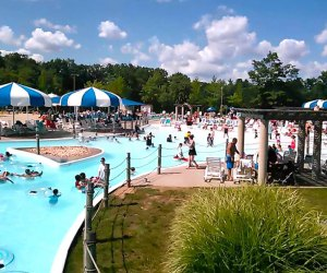 Crystal Springs Family Water Resort is a perfect summer day trip. Photo courtesy of the resort
