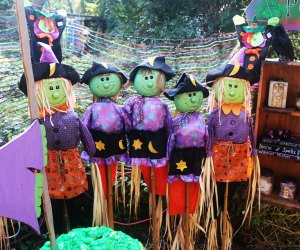 The Center for Science Teaching and Learning offers affordable family fun at Spooky Fest! Photo courtesy of the Center