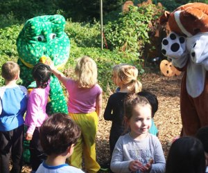 The Center for Science Teaching and Learning offers affordable family fun at Spooky Fest! Photo courtesy of CSTL
