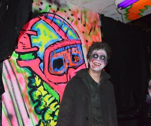 The Center for Science and Teaching &  Learning's annual Spooky Fest is bigger than ever. Photo courtesy of CSTL