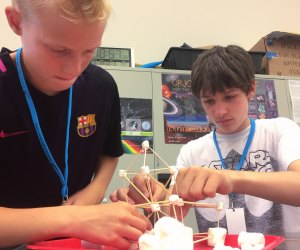 Connecticut Science Center hosts a winter camp where kids can keep science on the brain outside of school. Photo courtesy of CT Science Center