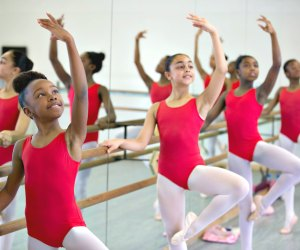 From ballet to hip hop, these are the best dance classes near Los Angeles.