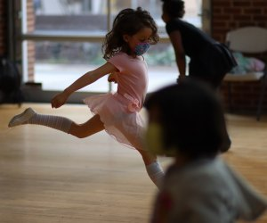 Unlock your child's love of dance at a DC-area class or studio. Photo by Jay Williams