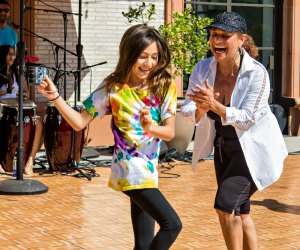 Learn some new dance moves with Debbie Allen. Photo courtesy of the Wallis Annenberg Center for the Performing Arts