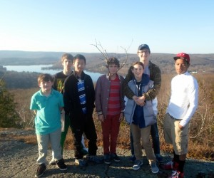 Have fun on a nature hike day trip in Connecticut