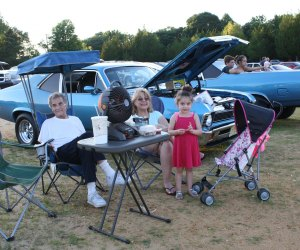 Enjoy some throwback summer fun at the drive-in. Photo courtesy of Delsea Drive-In/Facebook