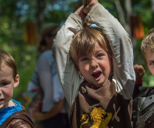 There's just one weekend left to enjoy all the medieval fun at the New York Renaissance Faire. Photo courtesy of the faire