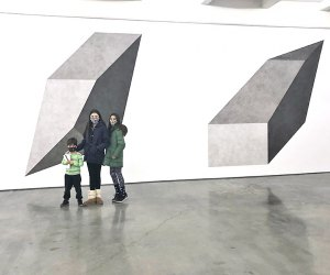 Dia Beacon offers more than 240,000-square-feet of light-drenched gallery space for its larger-than-life masterpieces.