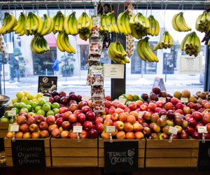 DiBruno Bros. offers delivery from its Rittenhouse Location.