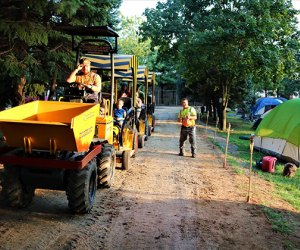 Diggerland's Diggerfest is a fun fall activity for New Jersey families