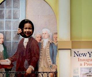 Explore the DiMenna Children's History Museum. Photo by Jody Mercier