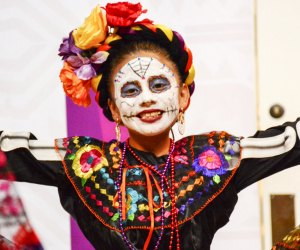 The Penn Museum is thrilled to welcome you back for Día de los Muertos—the first in-person CultureFest! in more than a year!  Photo courtesy of the museum
