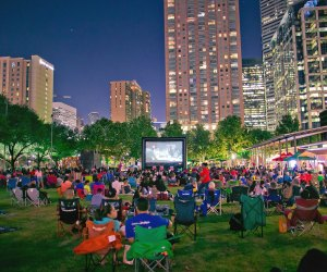 Screen on the Green, photo courtesy of Morris Malakoff/The CKP Group