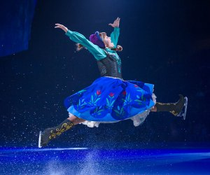 Disney on Ice Presents Mickey's Search Party comes to Orlando Labor Day weekend. Photo courtesy Feld Entertainment