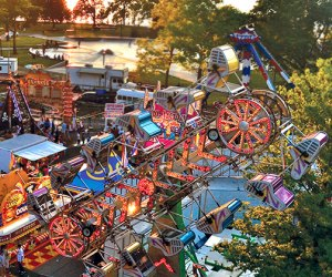 Summer carnivals best things to do on LI with kids