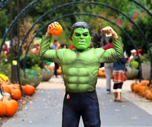 Dress the kids for some serious fun at Goblins in the Garden on Oct. 24. Photo courtesy of the Atlanta Botanical Gardens