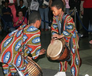 African American Festival. Photo Courtesy of the Aquarium of the Pacific