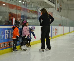 Photo courtesy of Flyers Skate Zone