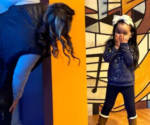 Everyone is happy that the DuPage Children's Museum is open again!